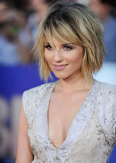 Haircut for Round Faces and Thin Hair, Hair Hairtyles Very Bob
