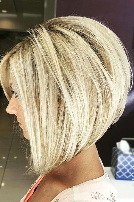 Long Bob Haircuts for Thick Hair, Blonde Long Thick Medium