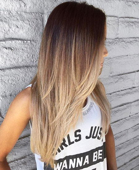 Ombre Hair, Ombre Blonde Hair Long