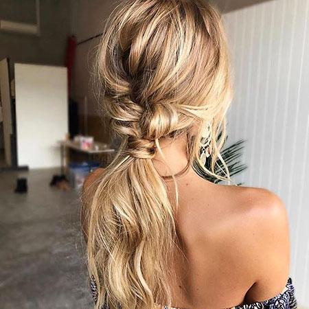 Ponytail Hairtyle, Hairtyles Ponytail Hair Long