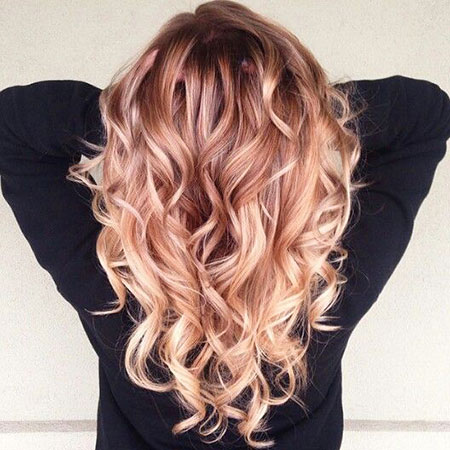 Strawberry Blonde Ombre Hair, Hair Blonde Strawberry Ombre