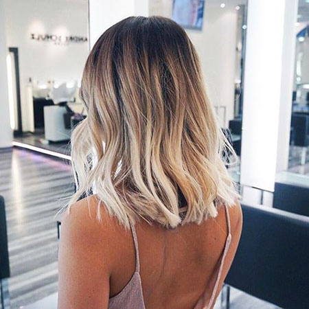 Blonde Balayage Hair Hairtyles
