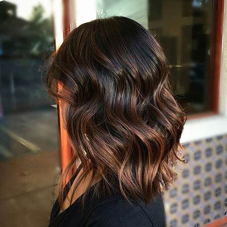 Hair Chocolate Fall Balayage