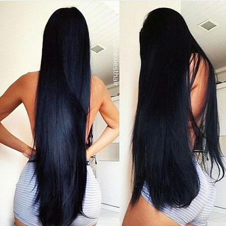 Hair Styles Long High