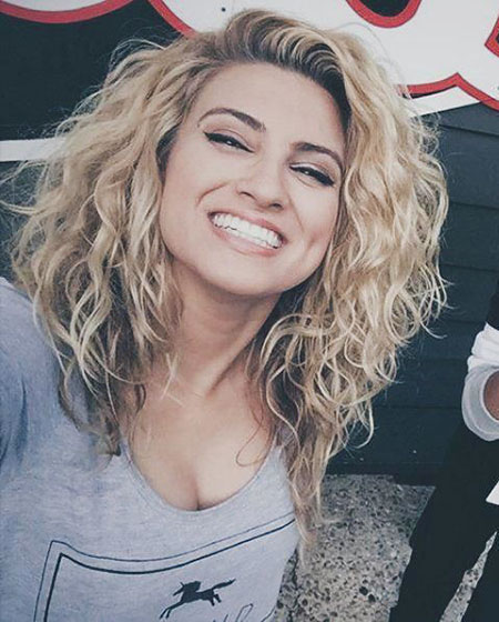 Curly Hair Natural Length