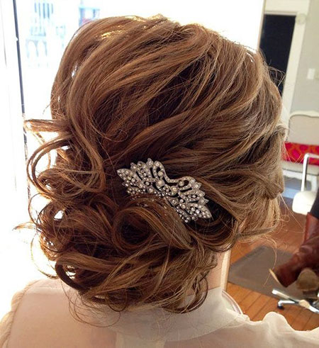 Hair Wedding Hairtyles Length