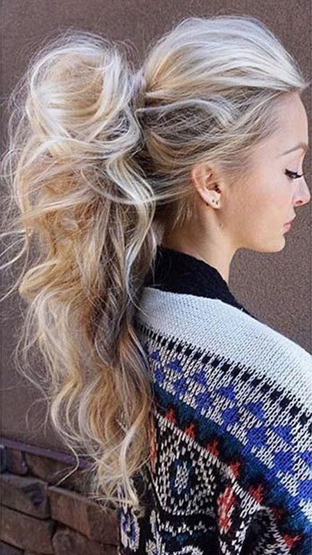 Hairtyles Ponytail Long High