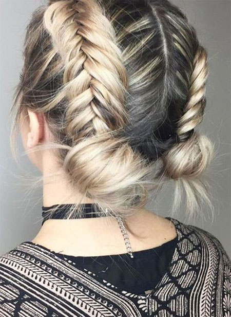 Hairtyles Braided Hair Trendy
