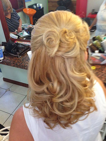 Hairtyles Hair Bride Wedding