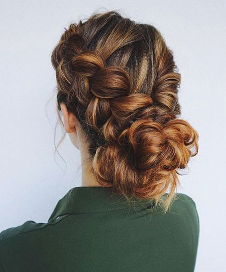 Hairtyles Hair Braided Updo