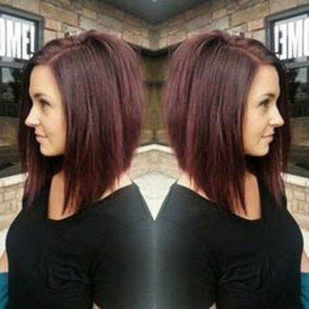 23 Long Bob Haircuts For Thick Hair Long