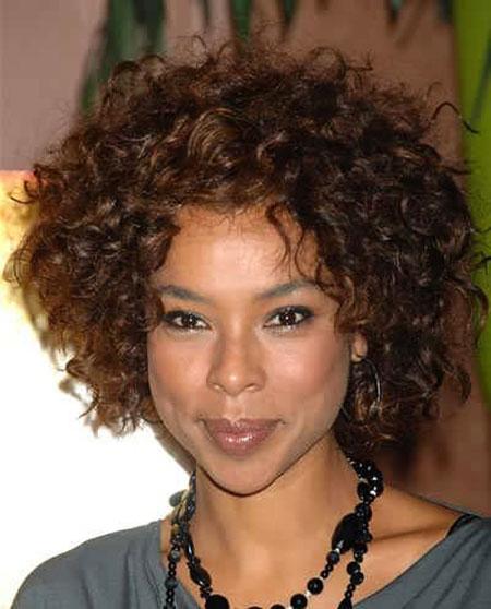 Curly Hair Styles Modern