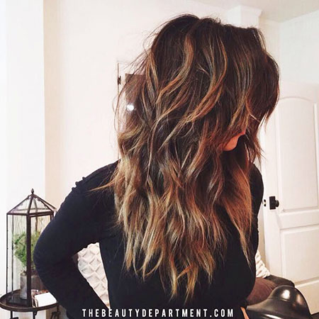 Hair Long Balayage Styles