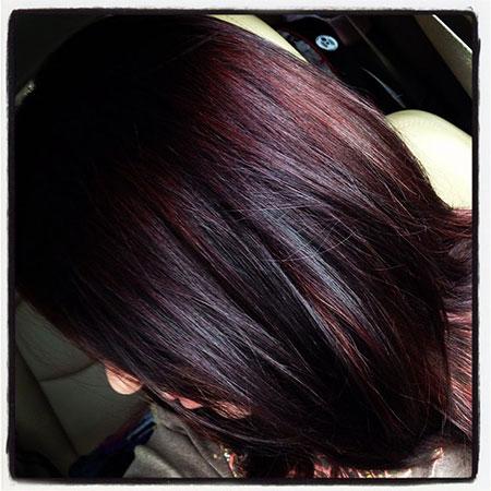 Hair Tint Fall Color