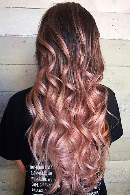 Hair Color Ombre Brown