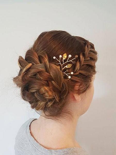 Hair Wedding Updo Bridal