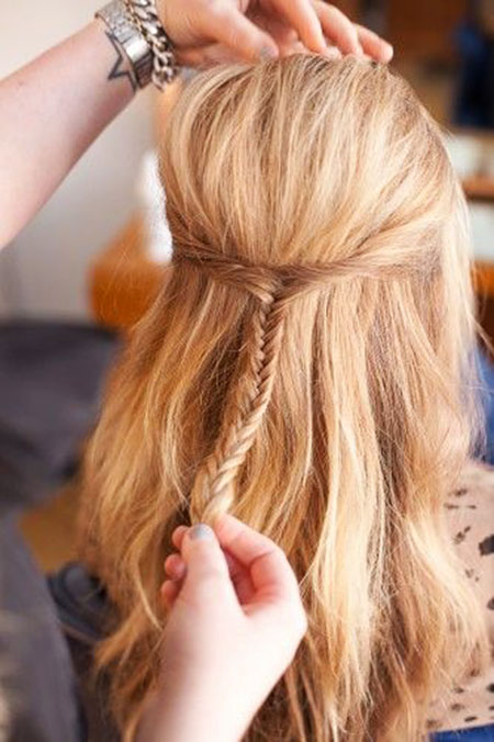 Fishtail Hairtyles Hair Braid