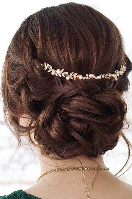 Hair Wedding Medium Length
