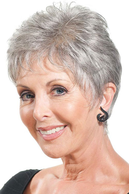 Short Pixie Hair 60