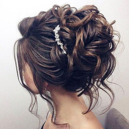 Big Bun, Wedding Updo Length Ideas