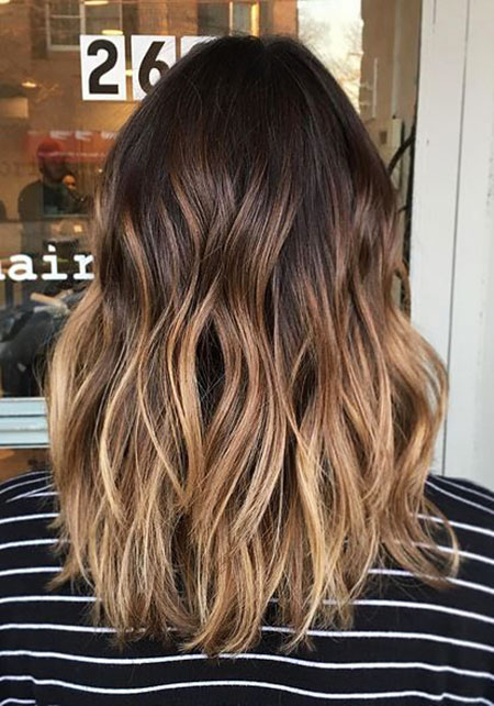 Summer Hair Color, Balayage Hair Color Bronde