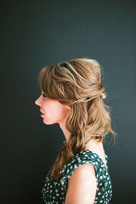 Hair Up Ten Long