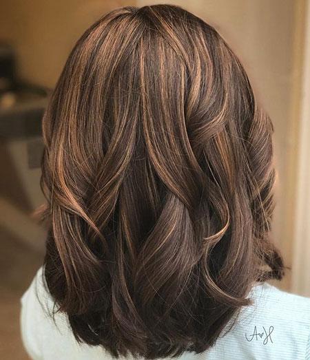 Hair Thick Medium Layered
