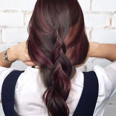 Hair Color Burgundy Hairtyles