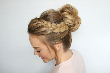 Updo for Wedding, Hairtyles Braided Braid Updo
