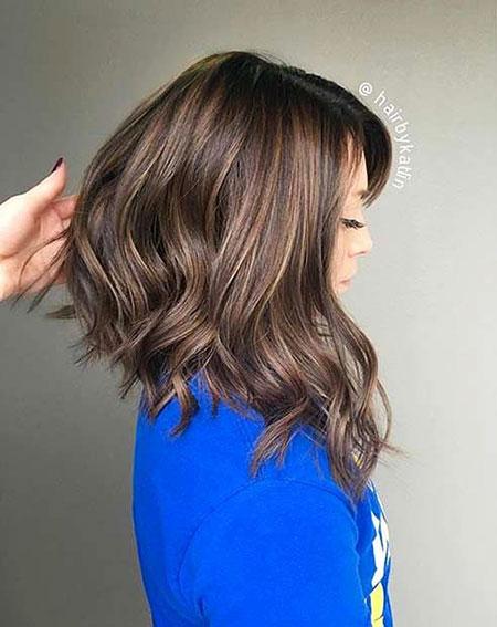 23 Long Bob Haircuts For Thick Hair Hairstyles Haircuts 2017