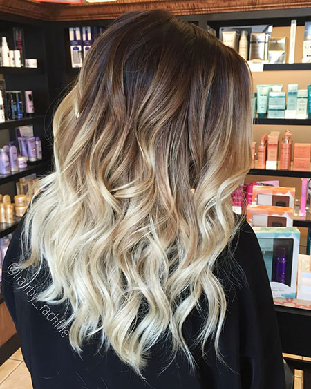 Balayage Ombre Style, Balayage Hair Blonde Color