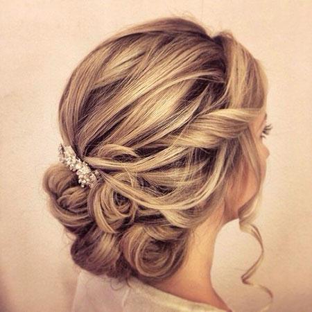 20 Wedding Hairstyles for Medium Length Hair | Hairstyles & Haircuts ...