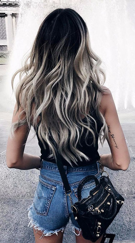 Hair Ombre Hairtyles 70