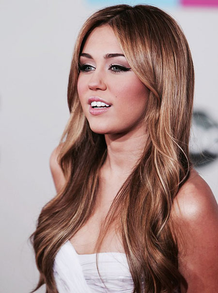 Hair Miley Cyrus Blonde
