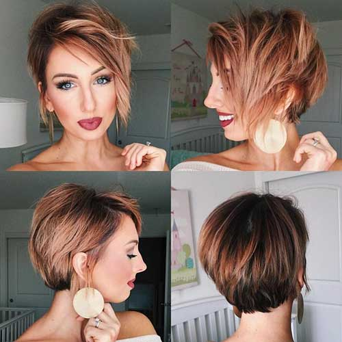 Cute Hair Colors For Short Hair