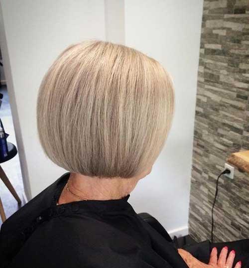 Bob Haircuts for Older Women-15