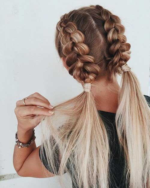 Cute Hairstyles for Girls-16