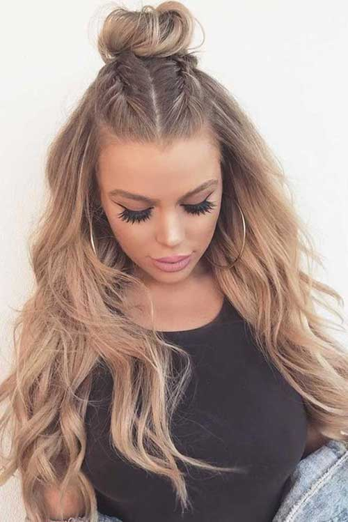 Cute Hairstyles for Girls-17