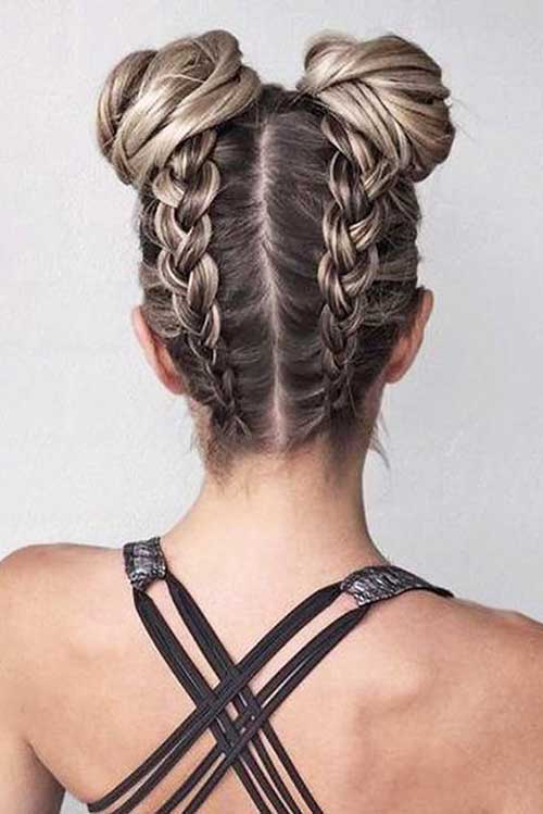 Cute Hairstyles for Girls-19