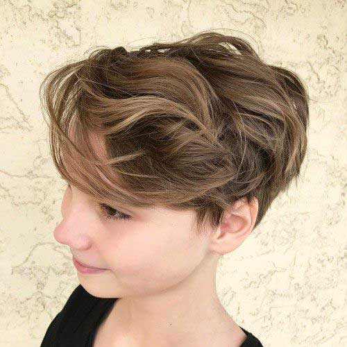 Short Haircuts for Women-7