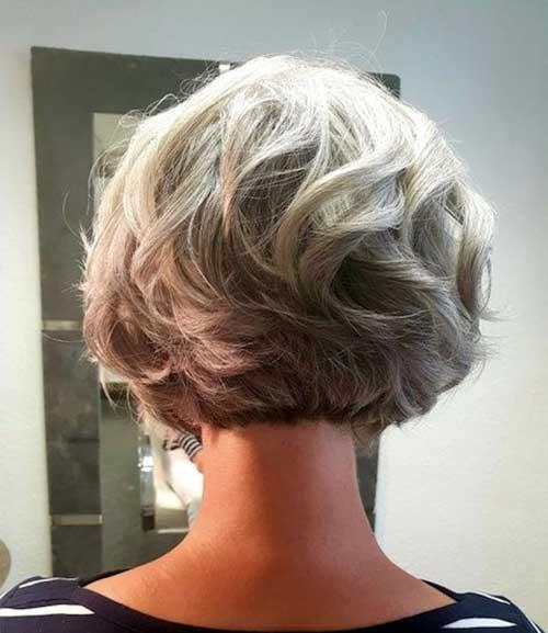 Bob Haircuts for Older Women-8