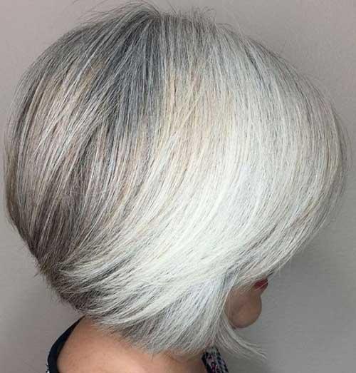 Bob Haircuts for Older Women