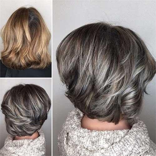 Bob Haircuts for Over 50