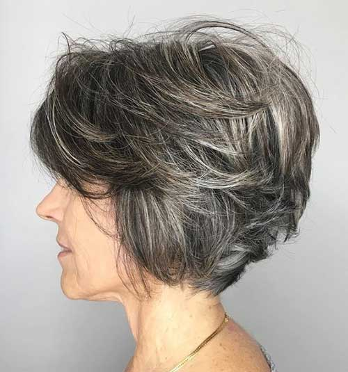 Bobs for Over 50S