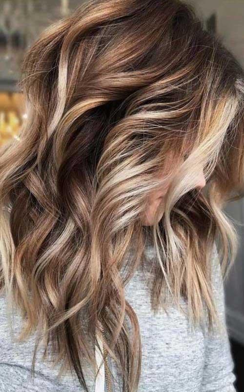 Hair Colors 2019